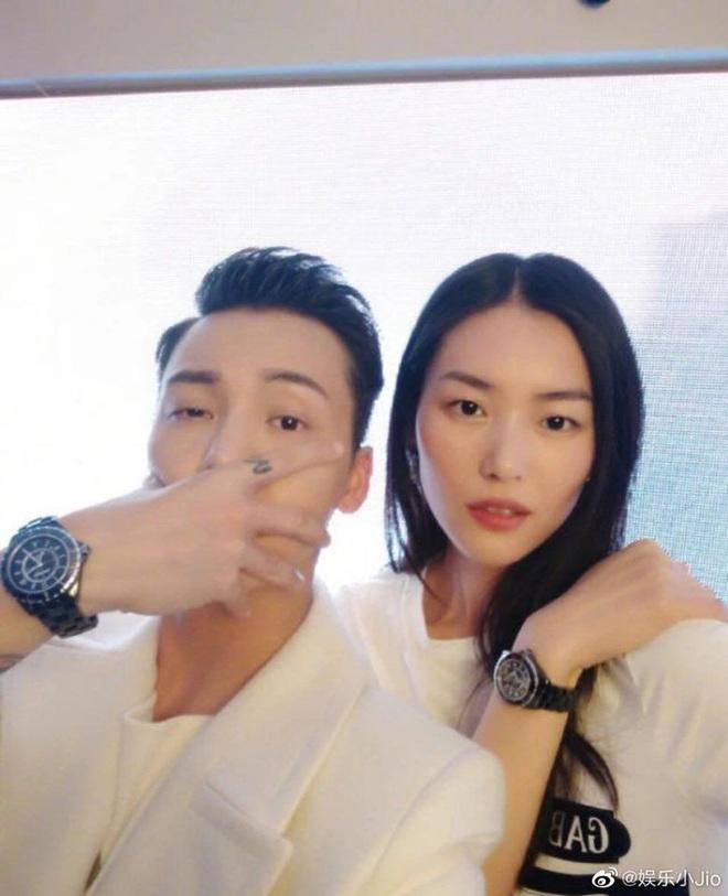 Rầm rộ tin Trần Vỹ Đình bị bắt quả tang hẹn hò Liu Wen, thêm cặp trai xinh gái đẹp không ai ngờ khiến Weibo dậy sóng - Ảnh 3.