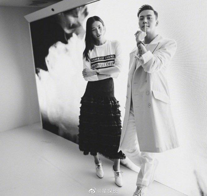 Rầm rộ tin Trần Vỹ Đình bị bắt quả tang hẹn hò Liu Wen, thêm cặp trai xinh gái đẹp không ai ngờ khiến Weibo dậy sóng - Ảnh 7.