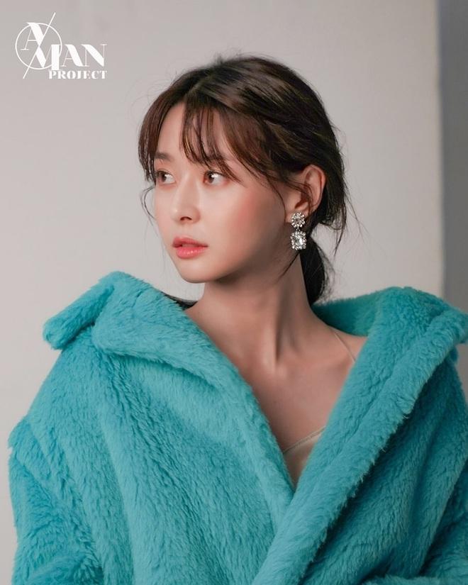 Hết gây sốt bởi thân hình nóng bỏng, nữ phụ xinh đẹp của Itaewon Class lại khiến netizen trầm trồ vì ảnh hồi bé quá xuất sắc - Ảnh 7.