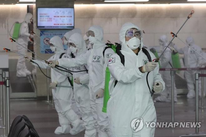Thêm 2 người tử vong vì virus corona tại Hàn Quốc, tổng cộng 6767 người đã nhiễm bệnh - Ảnh 1.