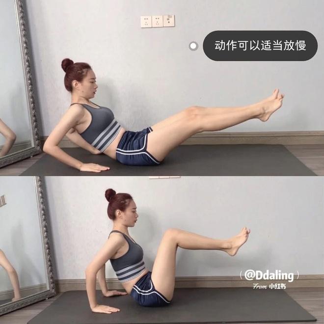 Lại có thêm list bài tập tại nhà giúp giảm từ 2 - 3kg trong 2 tuần để bảo toàn số đo cơ thể hoàn hảo - Ảnh 4.
