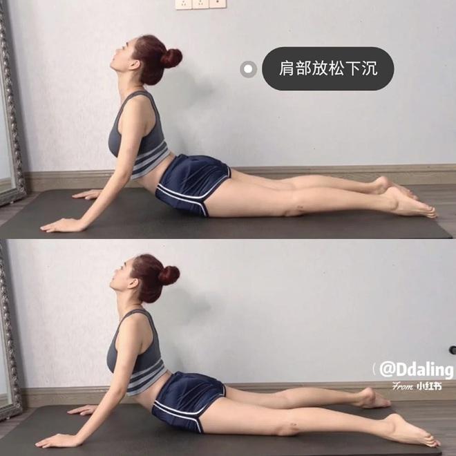 Lại có thêm list bài tập tại nhà giúp giảm từ 2 - 3kg trong 2 tuần để bảo toàn số đo cơ thể hoàn hảo - Ảnh 7.