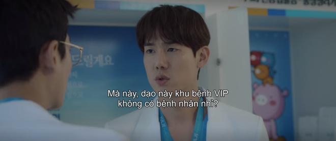 """Điên đảo vì """"nam thần Jung Won"""" làm nũng bạn thân, bồi thêm cơn sôi máu vì ca bệnh bạo hành ở Hospital Playlist tập 4 - Ảnh 8."""