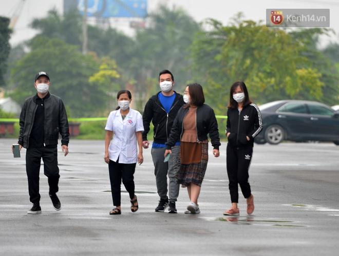 Ảnh: 11 bệnh nhân điều trị Covid-19 tại BV Nhiệt đới Trung ương khỏi bệnh, Việt Nam đã chữa trị khỏi 75 ca bệnh - Ảnh 5.