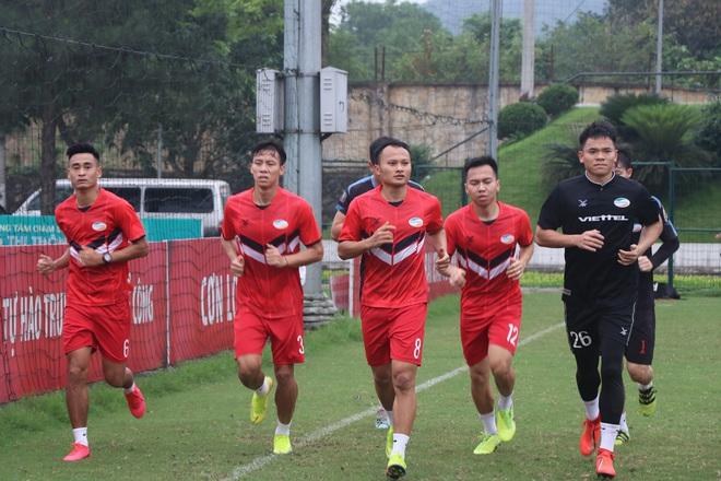 Các CLB V.League lên kế hoạch tập trung trở lại sau khi kết thúc giãn cách xã hội - Ảnh 2.