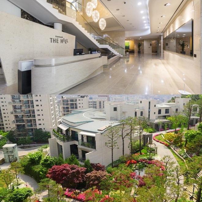 Cận cảnh căn hộ trăm tỷ So Ji Sub tậu làm nhà tân hôn: Khu nhà siêu giàu xứ Hàn, hàng xóm là BTS, vợ chồng Kim Tae Hee - Ảnh 7.