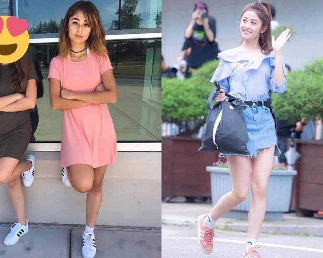 Choáng với sự lột xác của 2 cựu thí sinh show thực tế: Ở Hàn thì da trắng đáng yêu, ra nước ngoài da ngăm sexy hơn hẳn! - Ảnh 2.