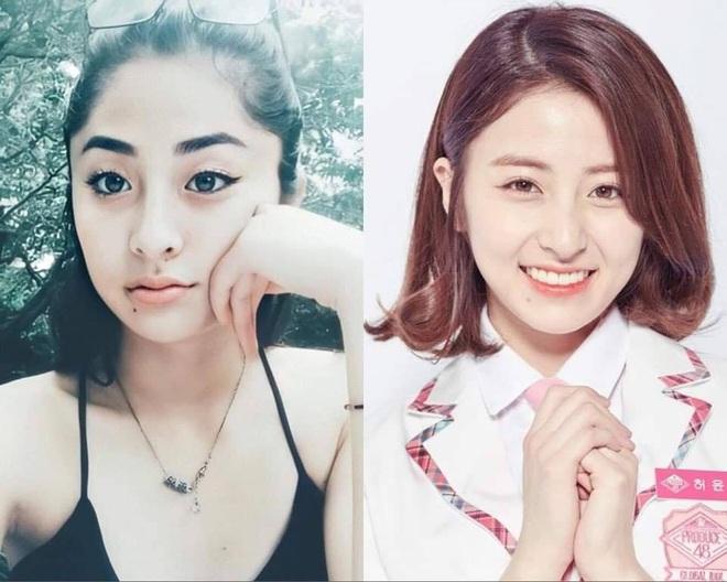 Choáng với sự lột xác của 2 cựu thí sinh show thực tế: Ở Hàn thì da trắng đáng yêu, ra nước ngoài da ngăm sexy hơn hẳn! - Ảnh 1.