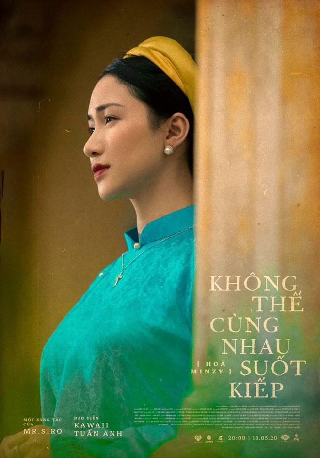 Trước MV về Nam Phương Hoàng Hậu, Hòa Minzy từng gây bất ngờ với loạt sân khấu đậm chất dân tộc tại Gương mặt thân quen - Ảnh 2.