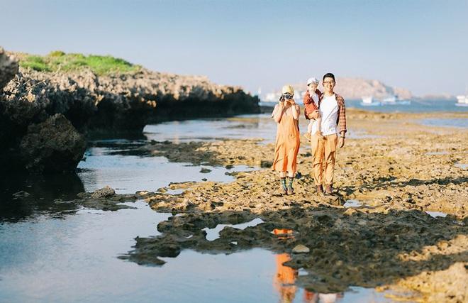 Một vùng đất ở Việt Nam hiện lên rất khác qua bộ ảnh đang viral của gia đình nhỏ mê du lịch: Đẹp trong veo như tranh vẽ, nhìn chỉ muốn đi luôn! - Ảnh 7.