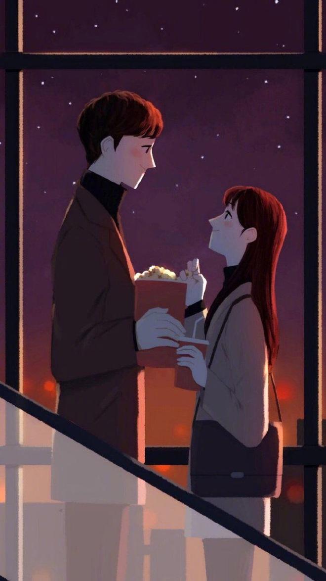 Bộ tranh: Lãng mạn thực ra không hề khó kiếm, quan trọng là bạn có người để thích chưa? - Ảnh 9.