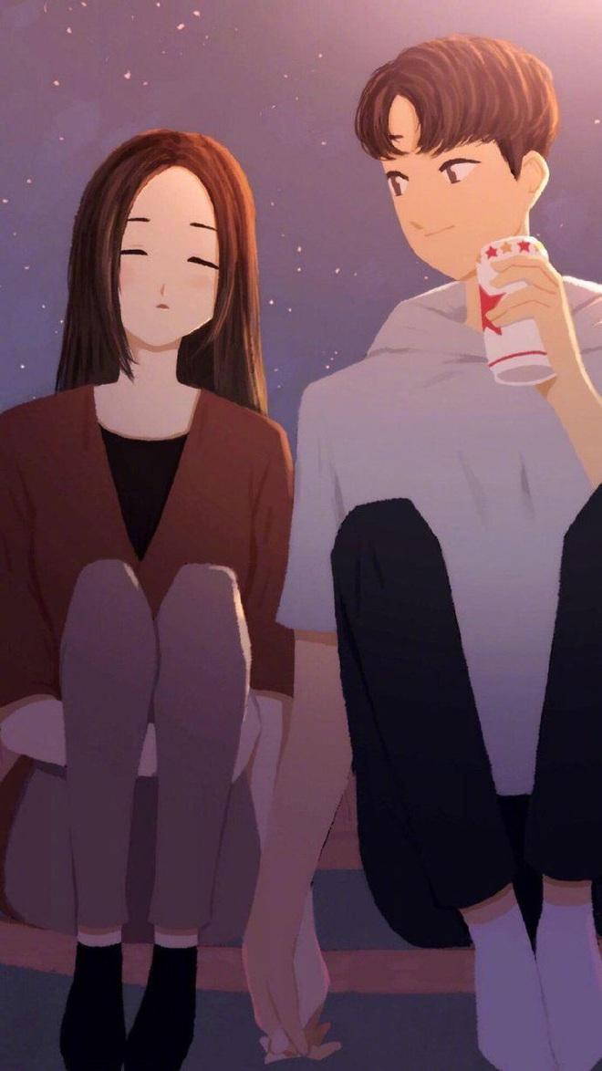 Bộ tranh: Lãng mạn thực ra không hề khó kiếm, quan trọng là bạn có người để thích chưa? - Ảnh 15.