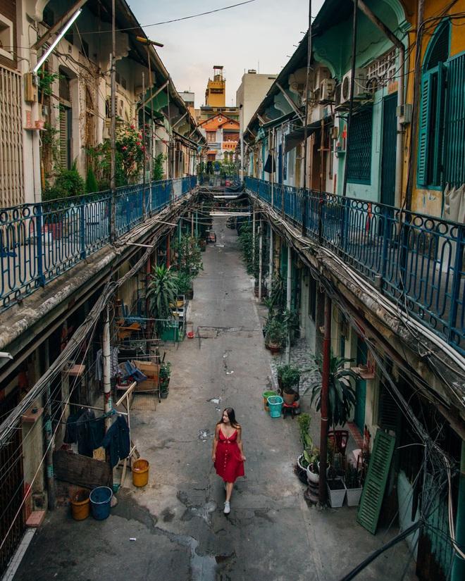 Blogger nước ngoài chia sẻ về những ngày mắc kẹt ở Việt Nam vì Covid-19: Thật may mắn, vì đó là Việt Nam - Ảnh 1.