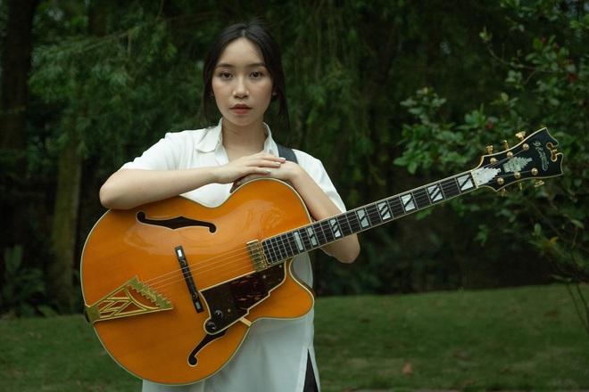 Mỹ Anh - con gái 18 tuổi của Mỹ Linh tiết lộ làm MV đầu tay chỉ với 1 triệu đồng, tham vọng trở thành nghệ sĩ độc lập - Ảnh 1.