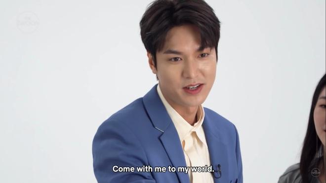 Lee Min Ho bật mí câu thoại thích nhất Quân Vương Bất Diệt, nghe xong chịu không nổi luôn á! - Ảnh 5.