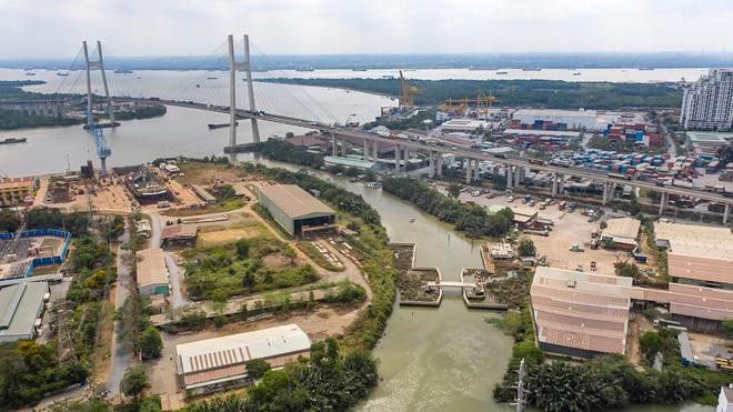 Toàn cảnh công trình chống ngập 10.000 tỷ đồng sắp hoàn thành sau 4 năm thi công ở Sài Gòn - Ảnh 23.
