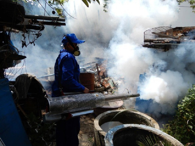 Tình hình sức khỏe của nam thanh niên nhiễm virus Zika ở Đà Nẵng - Ảnh 1.