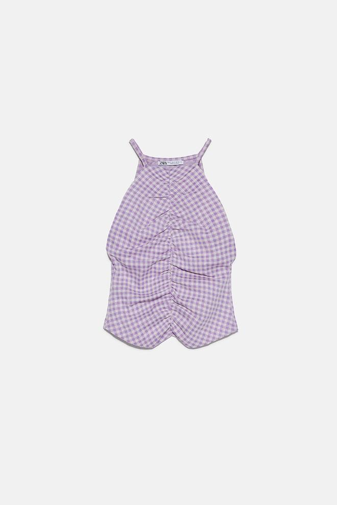 Hè này mà không sắm đồ màu tím lilac thì tụt hậu quá, mách ngay cho chị em 10 món xinh xẻo sành điệu giá từ 300k kèm luôn chỗ mua  - Ảnh 8.