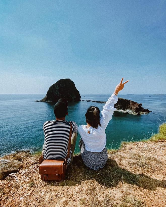 """Mấy ai biết Việt Nam có một hòn đảo san hô với vẻ đẹp """"siêu thực"""" thế này, xem ảnh mà cứ ngỡ đâu nước ngoài xa xôi - Ảnh 5."""
