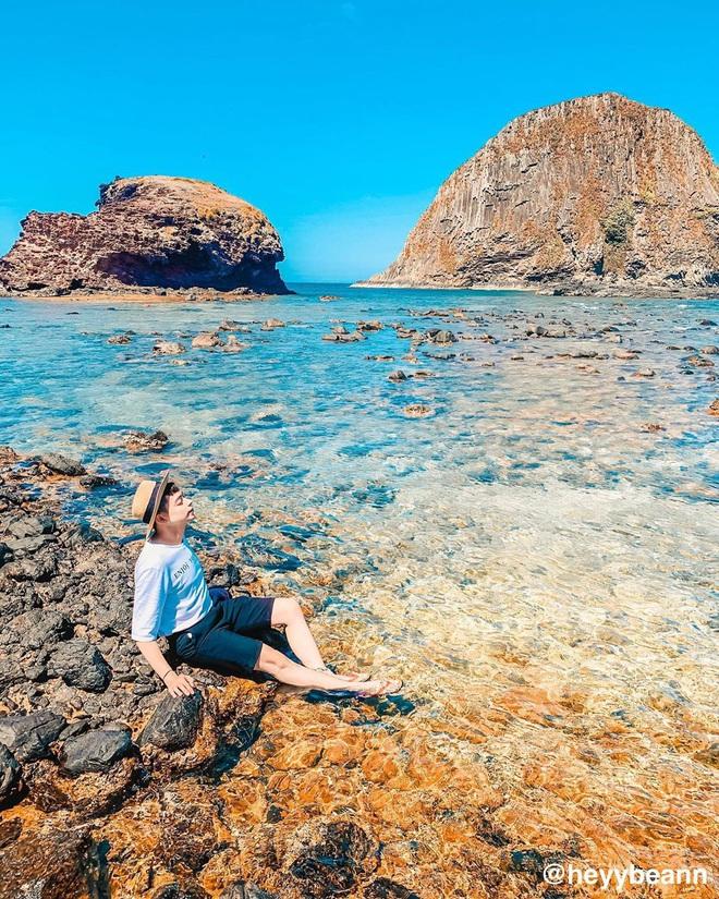 """Mấy ai biết Việt Nam có một hòn đảo san hô với vẻ đẹp """"siêu thực"""" thế này, xem ảnh mà cứ ngỡ đâu nước ngoài xa xôi - Ảnh 18."""