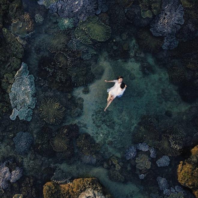 """Mấy ai biết Việt Nam có một hòn đảo san hô với vẻ đẹp """"siêu thực"""" thế này, xem ảnh mà cứ ngỡ đâu nước ngoài xa xôi - Ảnh 16."""