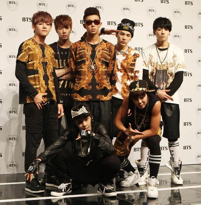 Nhóm nhạc vừa debut đã bị trù flop: BIGBANG bị chê xấu, BTS cầm chắc thất bại vì tên gọi dị, dám coi đàn anh là hình mẫu - Ảnh 6.