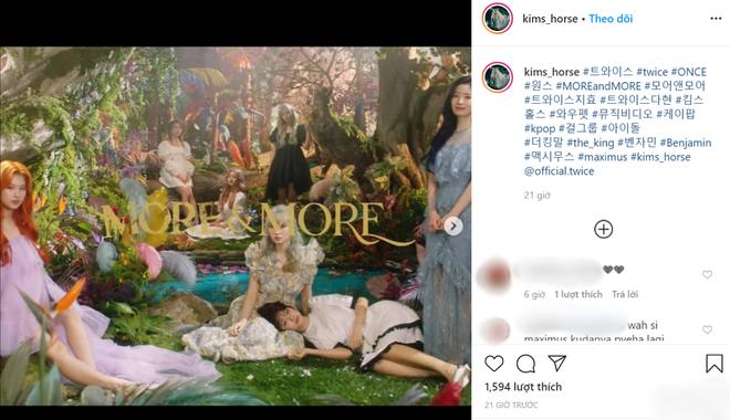 Chính nhất phẩm nhà Lee Min Ho bất ngờ comeback  ngay MV mới của TWICE khiến fan Quân Vương Bất Diệt nở mũi tự hào - Ảnh 6.