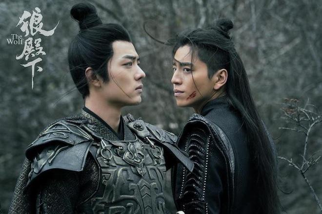 6 nam phụ vạn người mê ở phim Trung: Hứa Khải chễm chệ đứng đầu, Tiêu Chiến lọt top dù phim mới còn chưa lên sóng - Ảnh 10.