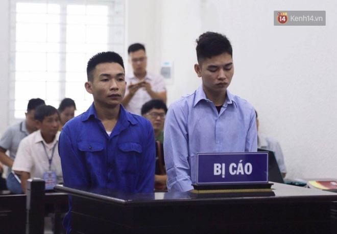 Hoãn phiên xử vụ nam sinh chạy Grab bị sát hại ở Hà Nội, mẹ và chị gái nạn nhân thất thần ra về - Ảnh 6.