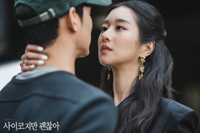 Chết cười với phong cách cua trai của Seo Ye Ji ở Điên Thì Có Sao: Trước 6 múi cực phẩm, liêm sỉ chị đây chả cần! - Ảnh 1.