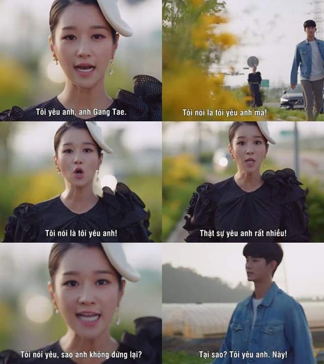 Chết cười với phong cách cua trai của Seo Ye Ji ở Điên Thì Có Sao: Trước 6 múi cực phẩm, liêm sỉ chị đây chả cần! - Ảnh 14.