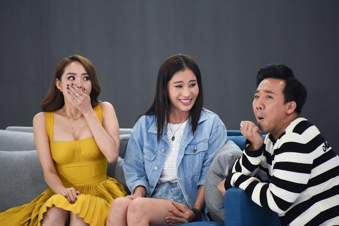 """Loạt khoảnh khắc gây chú ý của Thanh Hằng và Nam Anh: """"Chị chị em em"""" cực thân, còn từng công khai tình cảm trên sóng truyền hình? - Ảnh 7."""