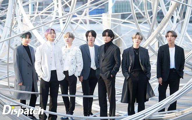 Nhan sắc của người được SM tuyển hụt trên phố Jin (BTS) và người được chọn trên đường Sehun (EXO): Toàn mỹ nam cực phẩm, khí chất như tổng tài - Ảnh 6.