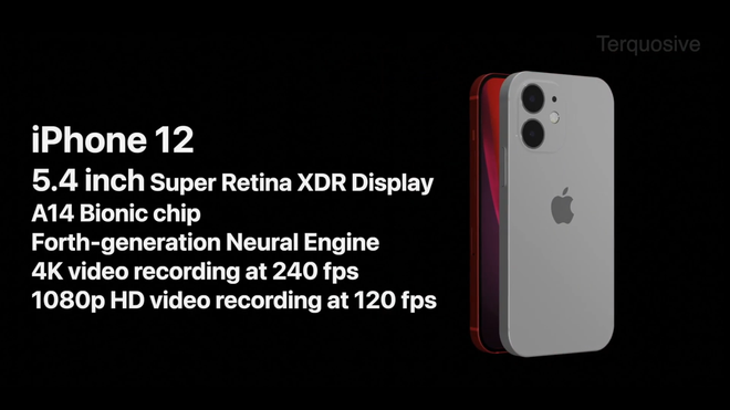 Concept iPhone 12, iPhone 12 Max lại lên sóng rõ nét, đủ cả cấu hình lẫn tính năng - Ảnh 5.