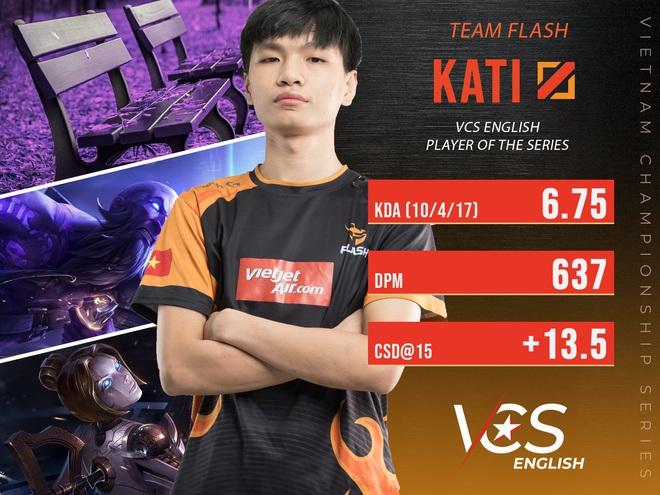 Kati cùng đồng đội hủy diệt GAM Esports, Naul bỗng trở thành người thừa của Team Flash - Ảnh 5.