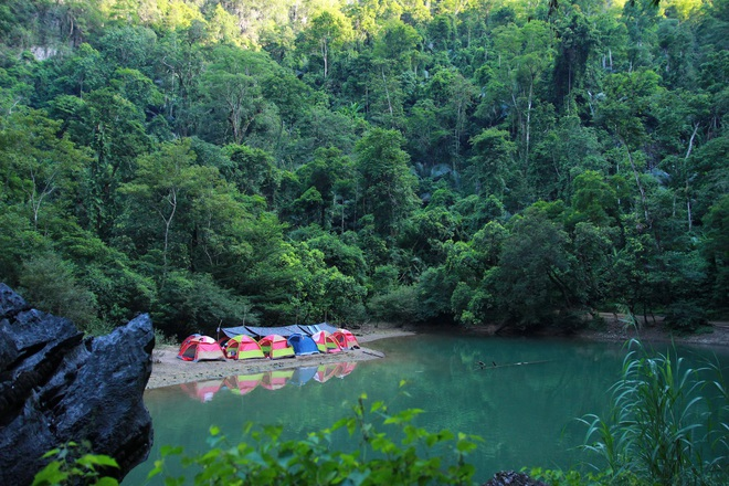 Trọn vẹn chuyến đi 3 ngày chinh phục Tú Làn - một trong những điểm du lịch hot nhất hè này - Ảnh 8.