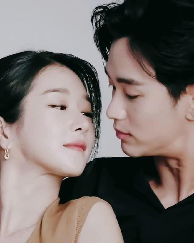 Couple Điên Thì Có Sao Kim Soo Hyun - Seo Ye Ji: Hôn hụt từ 6 năm trước, tướng phu thê, còn rõ rành rành hint hậu trường - Ảnh 15.