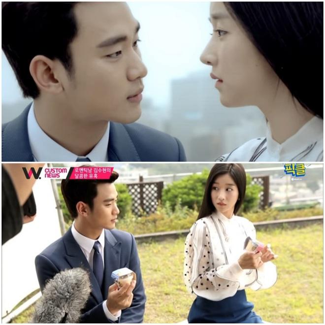 Couple Điên Thì Có Sao Kim Soo Hyun - Seo Ye Ji: Hôn hụt từ 6 năm trước, tướng phu thê, còn rõ rành rành hint hậu trường - Ảnh 7.