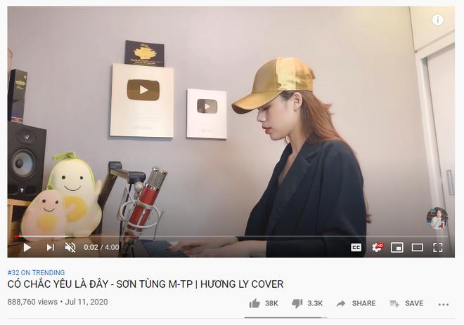 Không chỉ MV giữ #1, Sơn Tùng M-TP còn rồng rắn lên mây 3 video khác của Có Chắc Yêu Là Đây đánh chiếm top trending Việt Nam - Ảnh 7.