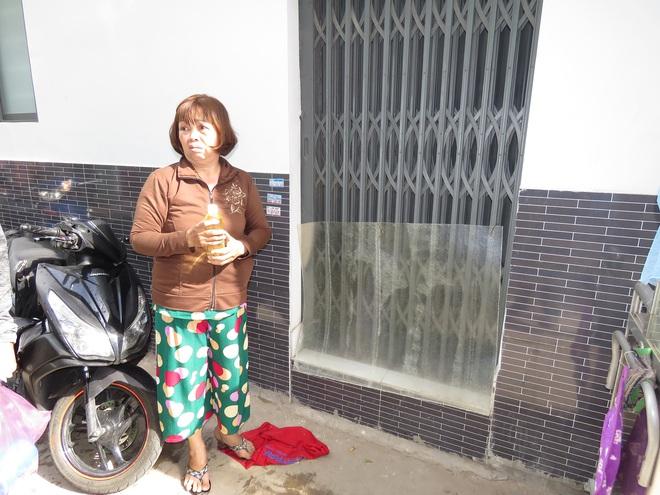 Người vợ dùng xăng phóng hoả đốt chồng do ghen tuông khiến 2 người bị bỏng ở Sài Gòn - Ảnh 1.