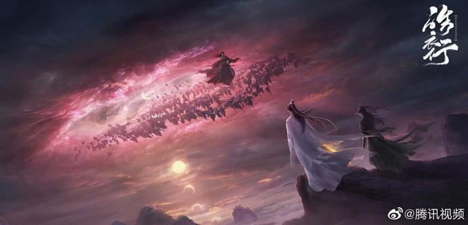 Top 10 phim Trung được netizen lót dép chờ chiếu: Hóng nhất màn hợp tác của Tiêu Chiến với nữ hoàng thị phi Dương Tử - Ảnh 4.