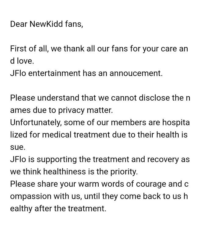 Bí ẩn idol nhóm nhạc Kpop mất tích không dấu vết, công ty làm giả hành tung, che giấu chuyện thành viên nhập viện - Ảnh 4.