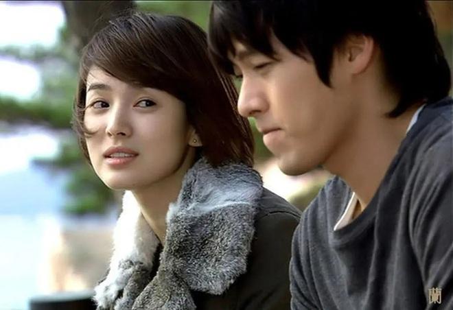 Loạt khoảng khắc ngọt mê mẩn của Song Hye Kyo - Hyun Bin ở phim cũ gần 10 năm trước - Ảnh 14.