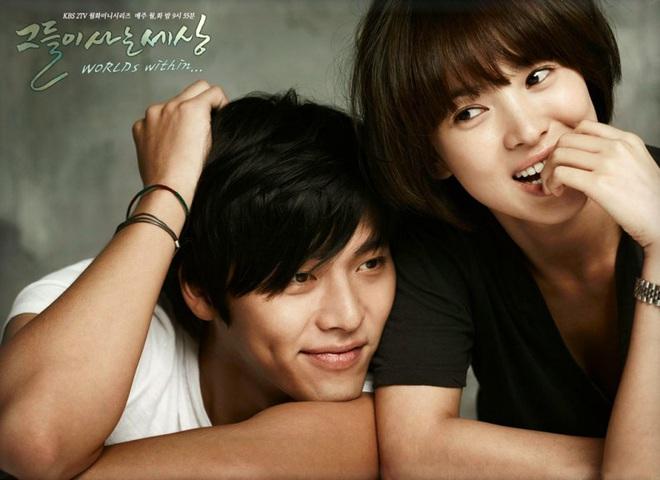 Loạt khoảng khắc ngọt mê mẩn của Song Hye Kyo - Hyun Bin ở phim cũ gần 10 năm trước - Ảnh 19.