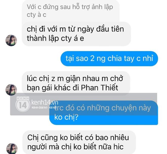 Độc quyền: Bạn gái cũ 4 năm hé lộ lý do chia tay Matt Liu, nam CEO lên NALA tỏ tình với Hương Giang 1 tháng sau đó? - Ảnh 6.