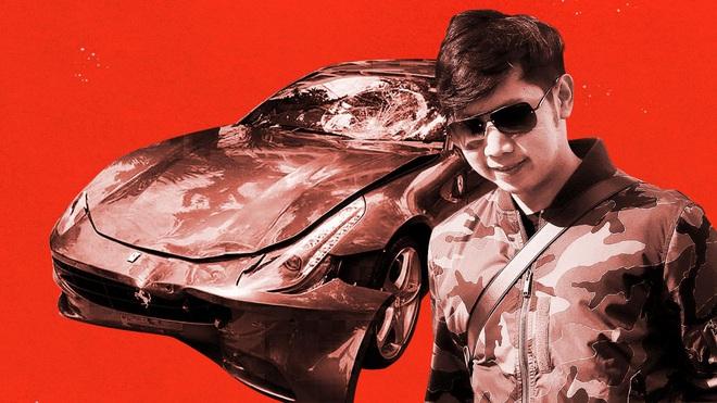 Vụ án quá nhiều twist của thiếu gia thừa kế gia tộc Red Bull: Chiếc siêu xe oan nghiệt và scandal gây chấn động cả xã hội Thái Lan - Ảnh 1.