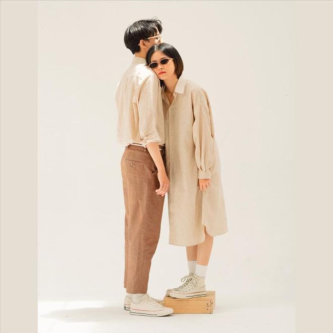 4 chiêu diện đồ đôi xịn mê couple Hàn mách nước cho bạn, ai đang ế cũng nên xem qua vì sau này dễ sẽ cần đến - Ảnh 5.
