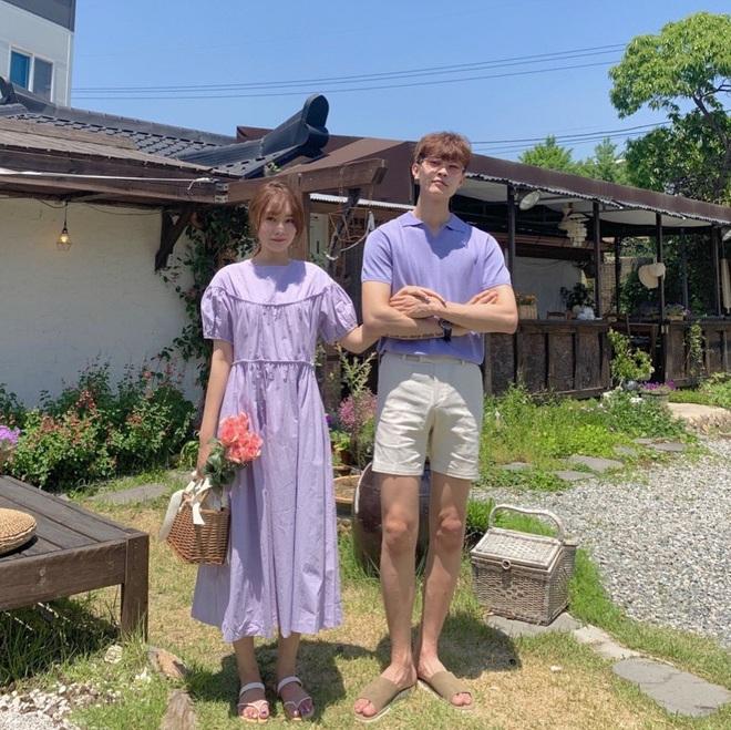 4 chiêu diện đồ đôi xịn mê couple Hàn mách nước cho bạn, ai đang ế cũng nên xem qua vì sau này dễ sẽ cần đến - Ảnh 7.