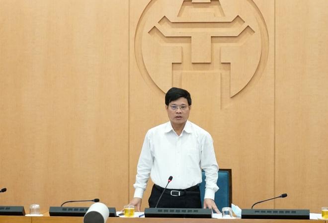 Hà Nội nhận định bệnh nhân 867 có nguồn lây từ chùm ca bệnh ở Hải Dương - Ảnh 1.