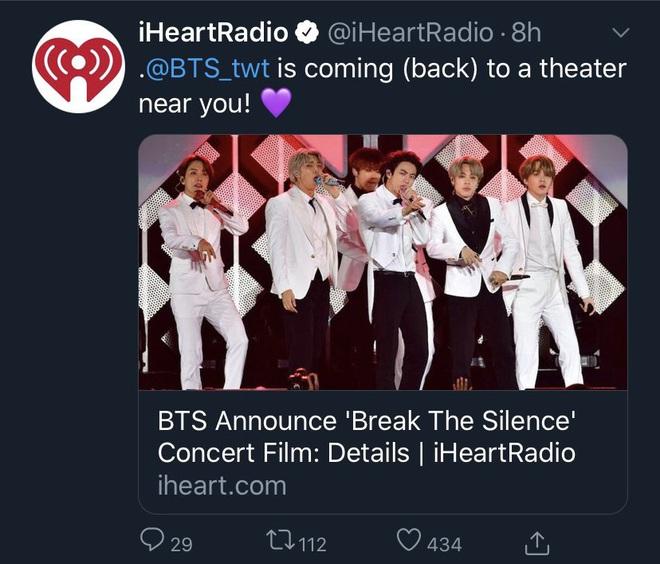 Nổi nhất nhì nhóm nhưng V tiếp tục bị bỏ quên trong phim tài liệu mới khiến ARMY náo loạn Twitter, phẫn nộ khẳng định BTS có 7 người! - Ảnh 9.